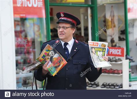 even soldiers cry a live account of how 9 11 moved and changed us books salvation army soldier selling war cry magazine weston
