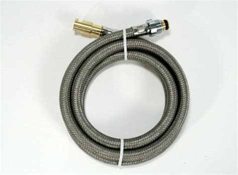 Delta Kitchen Faucet Replacement Hose Greece Shop Delta Rp44647 Pull Out Hose Assembly For 470 Pullout Kitchen Faucet