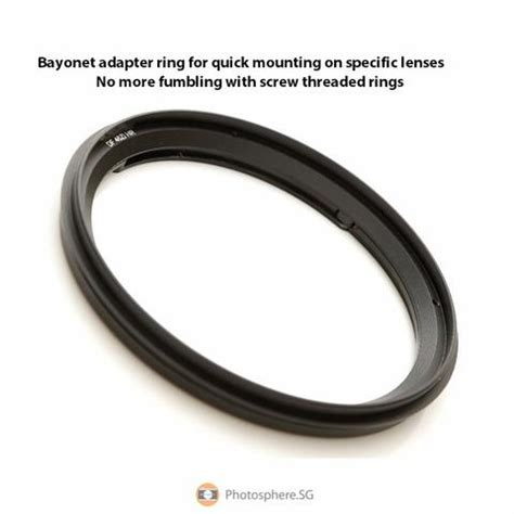 Haida Ring Adapter 49 Pro Series 75 photosphere sg products