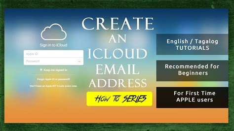 Icloud Email Address Search Create An Icloud Email Address The Easy Way