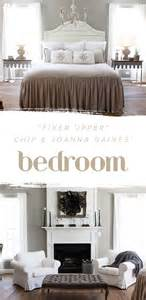 Fixer upper quot chip and joannagaines bedroom is perfection we love