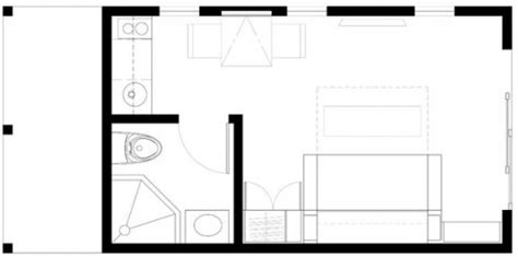 converting garage into living space floor plans converting a hauler garage into a bedroom studio design gallery best design
