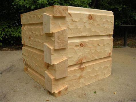 log siding corner kits 9 best log corner styles images on log cabin