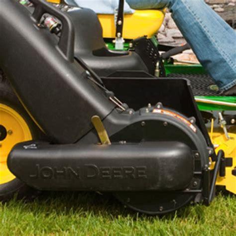 john deere power flow blower for ztrak 48 hc mowers bg20768