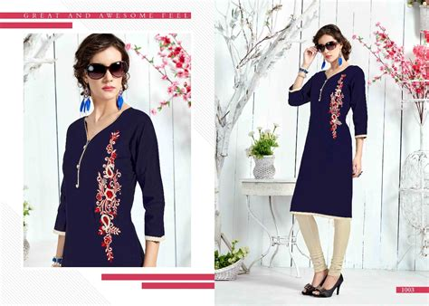 8 Fashion Trends Best Suited For The by Krishna Creation 187 Smore Fashion Trends Cotton Kurtis