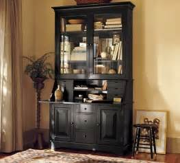 Computer Desk With Hutch Pottery Barn Graham Desk Hutch Pottery Barn Traditional Desks