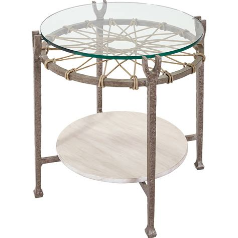 Outdoor Accent Table Venture 5507 04 Ernest Hemingway Outdoor By Thomasville Accent Table Discount