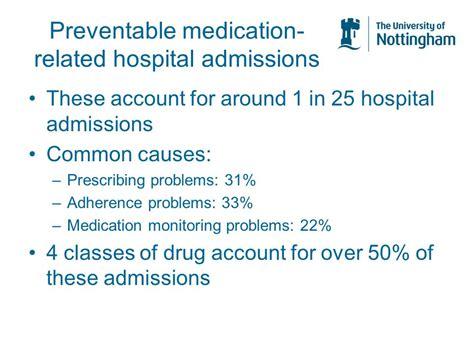 admissions problems admissions problems the doctor patient relationship ppt