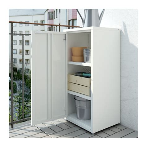 josef cabinet in outdoor white 40x35x86 cm ikea