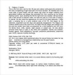 soap note example 12 free samples examples format