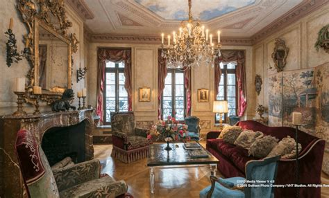 color house nyc go for baroque in this 18m east side townhouse with