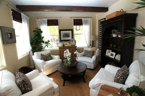 what differentiates a living room from a sitting area