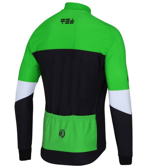 green cycling jacket buy stolen goat climb conquer winter cycling jacket
