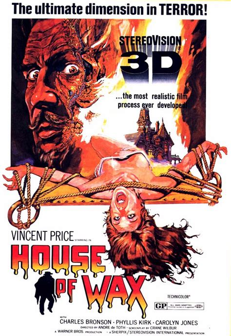 house of wax soundtrack house of wax 1953 a retrospective