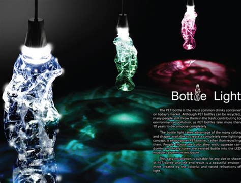 Recycle Led Light Bulbs by Bottled Brilliance Diy Plastic Bulbs For Hanging Led Lights