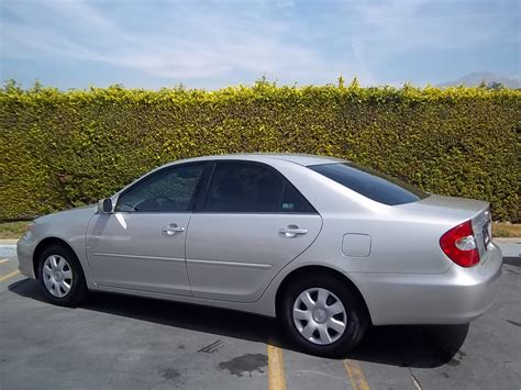 2004 Toyota Camry Se Picture Of 2004 Toyota Camry Se Exterior