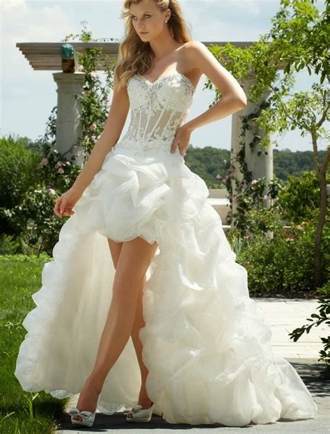 rainingblossoms popular high  wedding dresses  charming