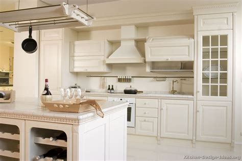 Pictures Of Kitchens Traditional White Kitchen Kitchen With White Cabinets