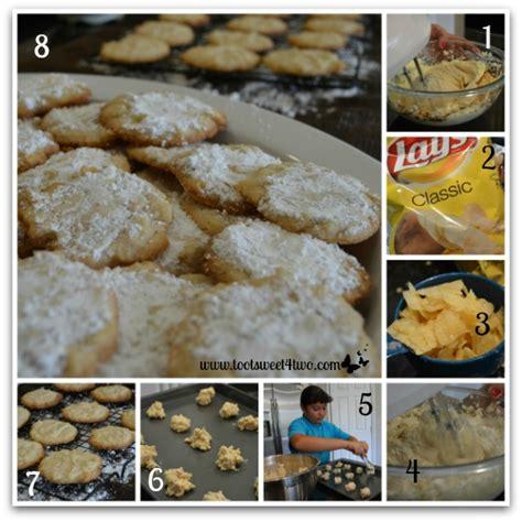 Potato Tutorial by Potato Chip Cookie Tutorial Toot Sweet 4 Two