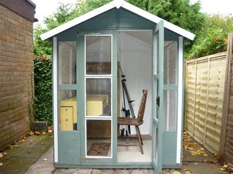 Artistic Sheds by 10 Ways To Transform Your Garden Shed Aarons Outdoor Living