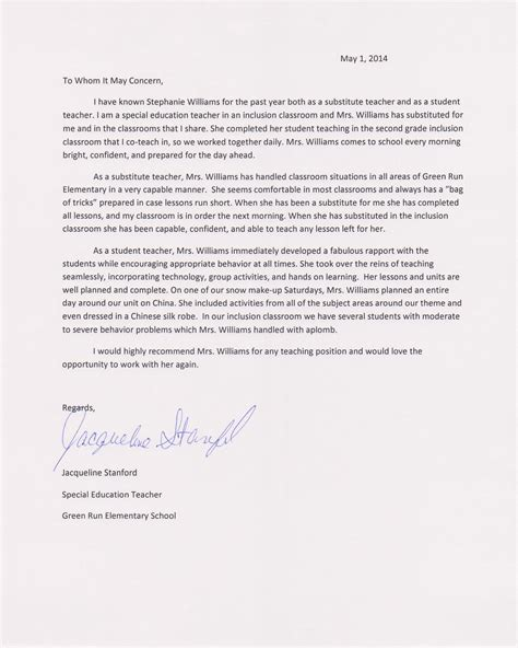 principal reference letter 3 elementary and esl teacher helping