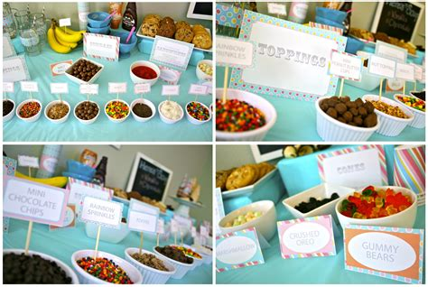 ice cream bar toppings ice ice baby sirmione wedding