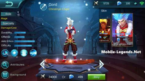 Custom Mobile Legends 2 features mobile legends