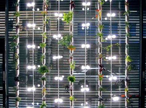 hanging window garden windowfarms grow an edible hanging indoor garden this