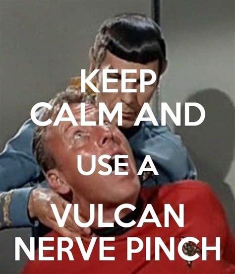 Vulcan Sleeper Hold 392 best images about trek on