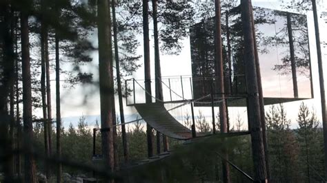 tree hotel sweden treehotel sweden per una immersion nella natura in