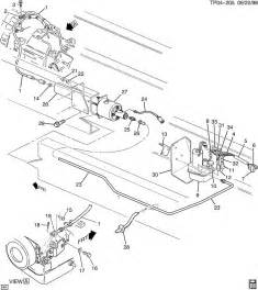 gm workhorse auto park brake system wiring diagram auto parts diagrams