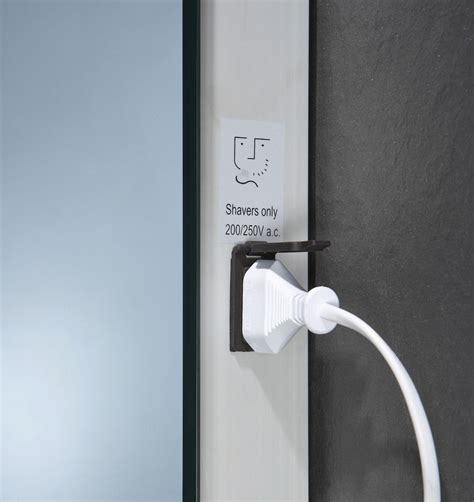 bathroom mirror shaver socket hib celeste led mirror with glass shelf and shaver socket