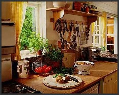 Ideas For Kitchen Decor Country Kitchen Decorating Ideas Dgmagnets