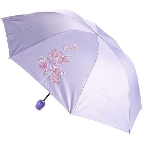 Payung Lipat Vas Bunga Desain payung lipat desain bunga mawar blue jakartanotebook
