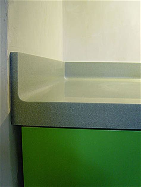 corian coved upstand design details pmi cabinets