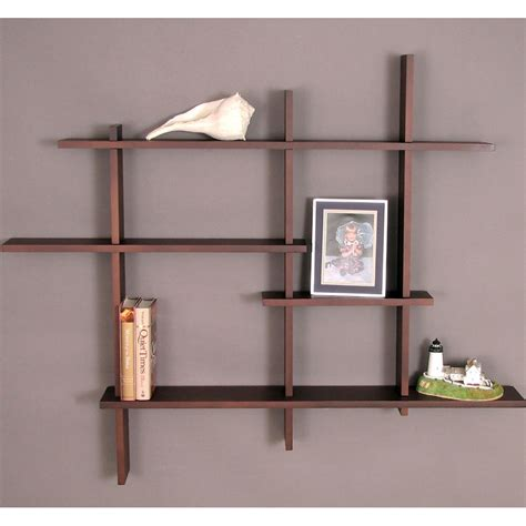 Birch Shelf by Multi Tier Shelf Birch In Wall Mounted Shelves