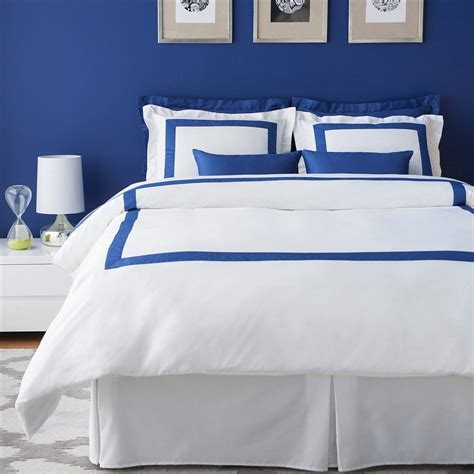 Royal Blue Bed Sheets : Luxury Bedroom Ideas with Royal