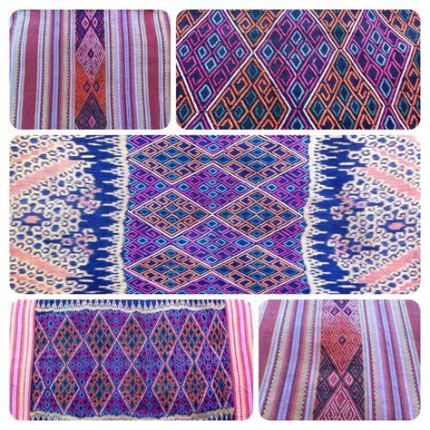 Tenun Blanket Halusan Asli Jepara ikat buna soe handmade tenun