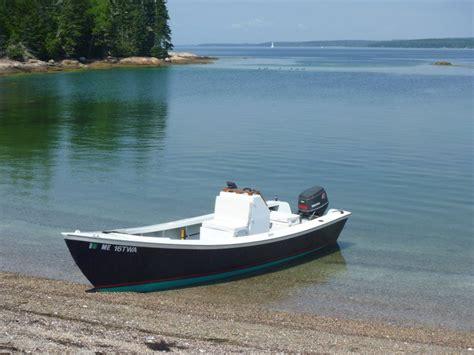 ken swan boats blue boat woodenboat magazine