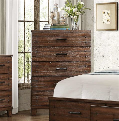 natural wood bedroom furniture homelegance brazoria bedroom set distressed natural wood