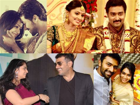 film actress family story top 10 real life love stories of kollywood filmibeat