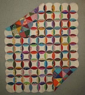 Mock Cathedral Window Quilt Pattern by Cathedral Window Quilts On Cathedral Windows