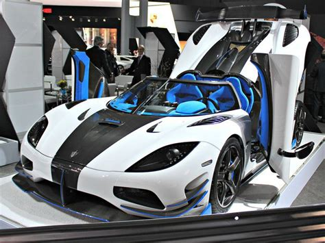 koenigsegg agera rs1 top speed must see sports cars at the 2017 york auto