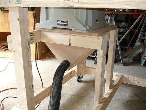 diy table saw dust collector 201 best workshop dust collection images on