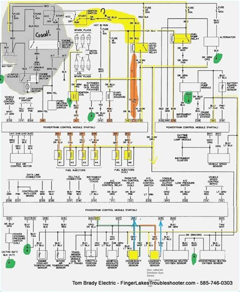 jeep grand pcm wiring diagram grand free