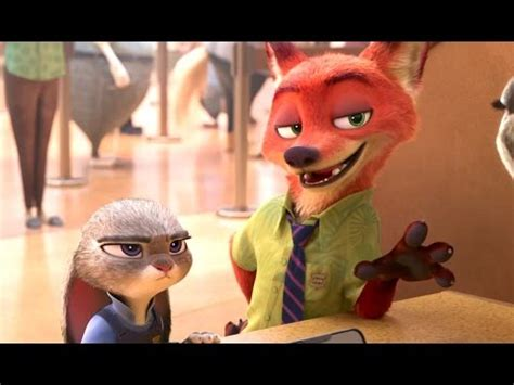 disney film zootopia trailer zootopia official trailer 2 2016 disney animated comedy