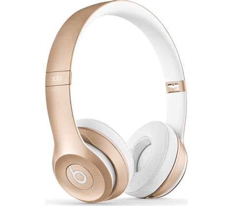 Headset Beats 2 buy beats 2 wireless bluetooth headphones gold free delivery currys