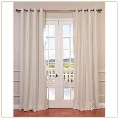 White Grommet Curtains White Grommet Blackout Curtains