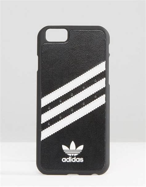 adidas adidas originals coque pour iphone 6 6s avec 3 bandes