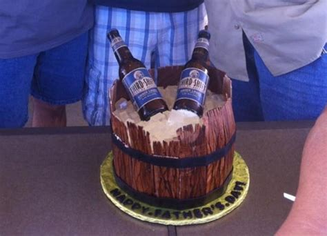 beer barrel cake wood beer barrel cake cakecentral com